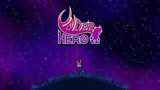 Let's Play Underhero Part 1: Death Of A Hero