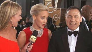 Watch Jennifer Lawrence Totally Freak Out Over Matt Damon