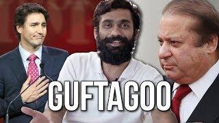 Guftagoo | What if PM Nawaz Sharif was your Sacha Dost? | MangoBaaz