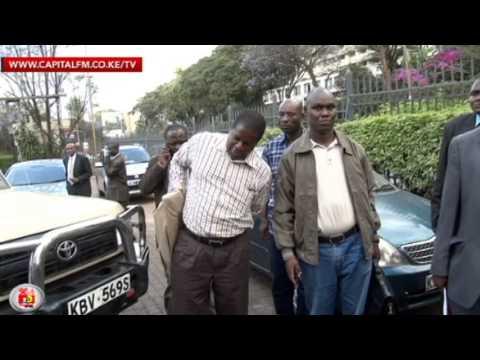 Oswago, 3 others arrested over Sh1.3bn scandal