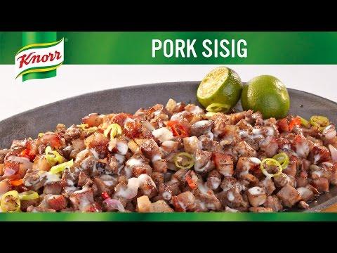 #LutongNanay: Pork Sisig