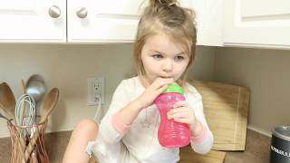 WE GOT THE STOMACH FLU   DAY IN THE LIFE WITH A TODDLER AND BABY   Tara Henderson