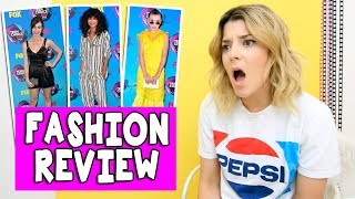 TEEN CHOICE AWARDS FASHION REVIEW 2017 // Grace Helbig