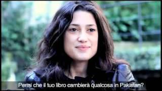 Fatima Bhutto's interview in italy