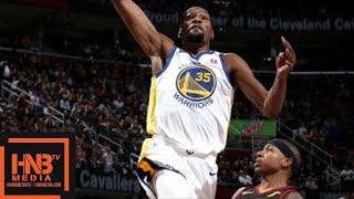 Cleveland Cavaliers vs Golden State Warriors 1st Half Highlights / Jan 15 / 2017-18 NBA Season