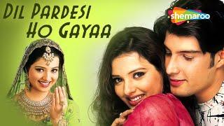 Dil Pardesi Ho Gayaa - Hindi full Movie - Kapil Jhaveri, Saloni Aswani, Amrish Puri - Hit Movie