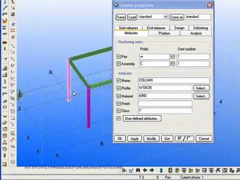 Basic lesson 3 input beam & column.mp4