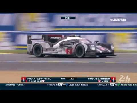 INCREDIBLE FINISH! LE MANS 24HOURS 2016!!!