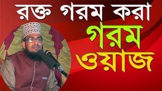 New Bangla Waz 2017 - রক্ত গরম করা,গরম ওয়াজ - Abu Hasan Faruki - Islamic Waz Bogra