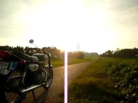 Honda CB 125 k3 Flyby