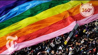 L.G.B.T.Q. Pride Around the World   The Daily 360   The New York Times