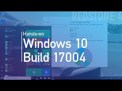 Xxx Mp4 Windows 10 Build 17004 Hands On With Fluent Design Action Center Settings More 3gp Sex