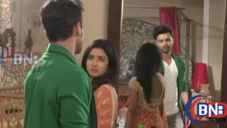 Krishnadasi Serial Aaradhya & Aaryan Love Romance Scence