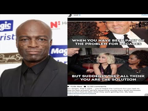 Xxx Mp4 Seal GOES OFF On Oprah Concerning Her Friendship With Harvey Weinstein ☕ 3gp Sex