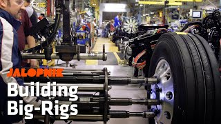 How Semi-Trailer Trucks Are Made | Time for Trucks Part 1