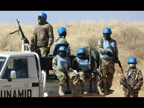 U.N. Soldiers Trading Goods For Sex?