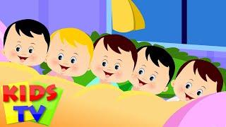 Five Little Babies - Nursery Rhyme