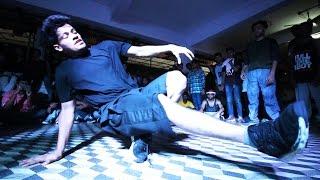 BBoying in  India | Battlehood Vol 2 | Small Town Crew | G Dance