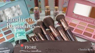 Productos Recibidos   Fiore Cosmeticos Guadalajara   Beauty Creations