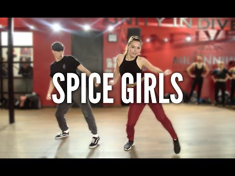 Xxx Mp4 SPICE GIRLS Say You Ll Be There Kyle Hanagami Choreography 3gp Sex