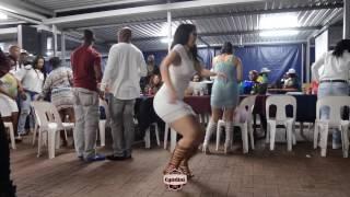 Arly Frost dancing LIVE at Eyadini Umlazi