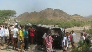 Al-Qaeda leader killed in U.S. drone strikes in Yemen