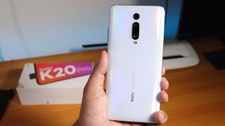 Redmi K20 Pro Unboxing & Impressions! [Pearl White Color]