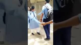 Indian High School Boy Proposing His Girlfriend Cutest Propose Ever