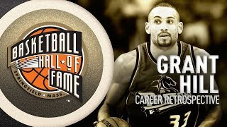 Grant Hill | Hall of Fame Career Retrospective