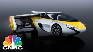 Flying Cars Making Way To The Automobile Market For Commercial Use | CNBC