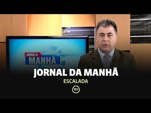 HD | Escalada do Jornal da Manhã - 01/11/2018