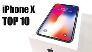 ТОП X ФИШЕК iPHONE X