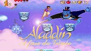Aladdin #04 - A Fase do Gênio!