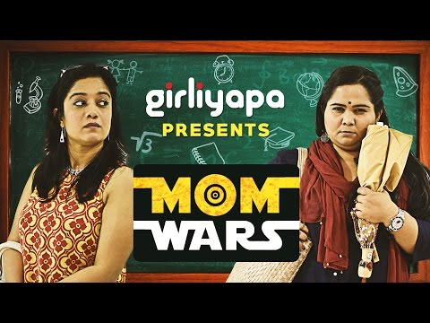 Girliyapa's Mom Wars | Whose side are you on?