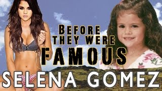 Selena Gomez - Before They Were Famous