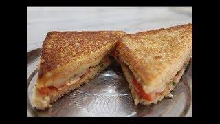 Spicy Potato Sandwich   How to make Potato Sandwich at home   Indian Sandwich Recipe