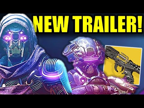Season of the Splicer NEW TRAILER 15 Things You Missed Destiny 2