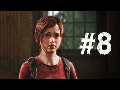 The Last of Us Gameplay Walkthrough Part 8 - Brutal Death