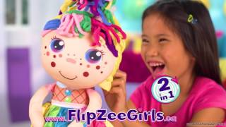 FlipZee Girls - Official Canada Commercial