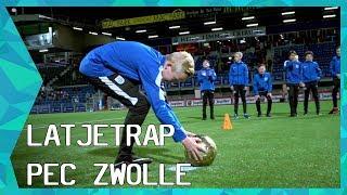 Latjetrap PEC Zwolle | ZAPPSPORT