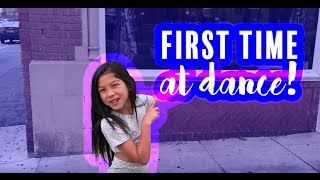 MY FIRST DANCE CLASS!!! (A Day In The Life) | Txunamy