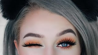 How To: Perfect Winged Eyeliner to Enlarge Your Eyes | Evelina Forsell