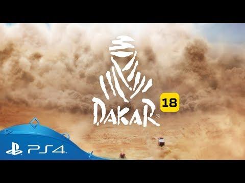 Xxx Mp4 Dakar 18 Announcement Trailer PS4 3gp Sex