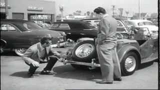 Cary Grant - Marilyn Monroe Car Scene