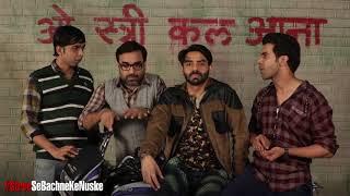 Stree Se Bachne ke Nuske | Rajkummar Rao, Shraddha Kapoor | Dinesh Vijan | Raj & DK | Amar K