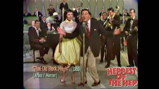 """Louis Prima and Keely Smith """"Black Magic,"""""""