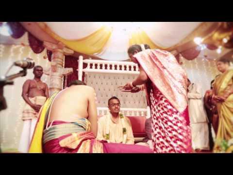 Indian / Hindu Wedding Video - Prakash + Anuratha, Team of Leonard -[Videographer: Aun + Wann ]