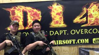Airsoft GI Uncut - Tofu Wants You! To Come To BB Wars! - GI Tactical Texas