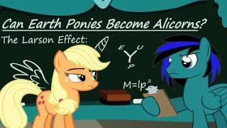 Can Earth Ponies Become Alicorns?