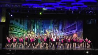 Michaela Marfori in American Dance Awards' 2016 12 & Under Gala Opening Number